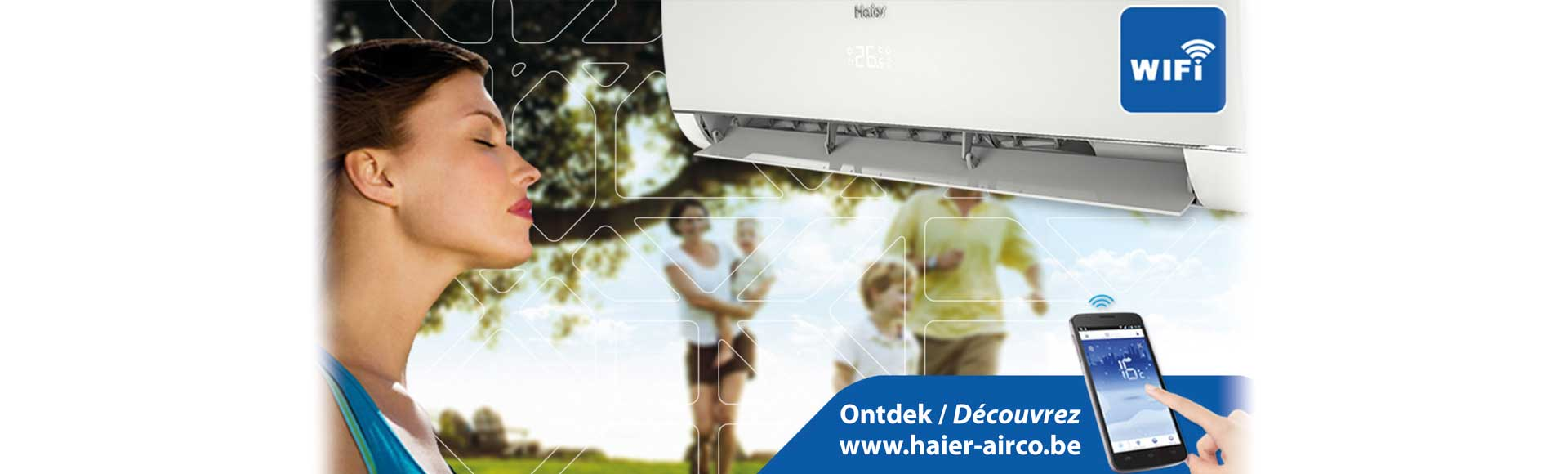Airconditioning Haier